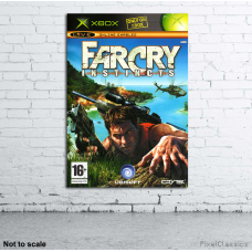 Far Cry Instinct Xbox Poster