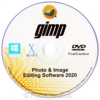 GIMP 2020 Photo & Image Editing Software