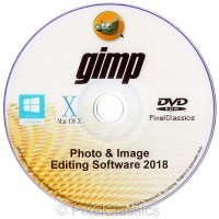 GIMP Photo & Image Editing Software