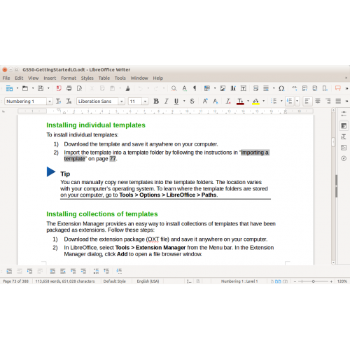 Libreoffice 2018 Word Amp Excel Compatible Software
