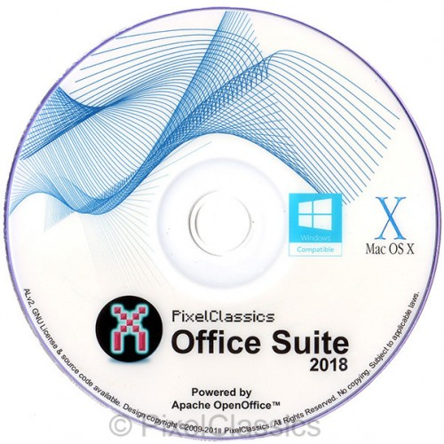 software compatible openoffice disc a excel suite word office powerpoint