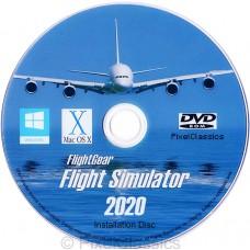 FlightGear Flight Simulator 2020