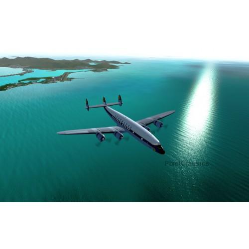 FlightGear Flight Simulator 2019