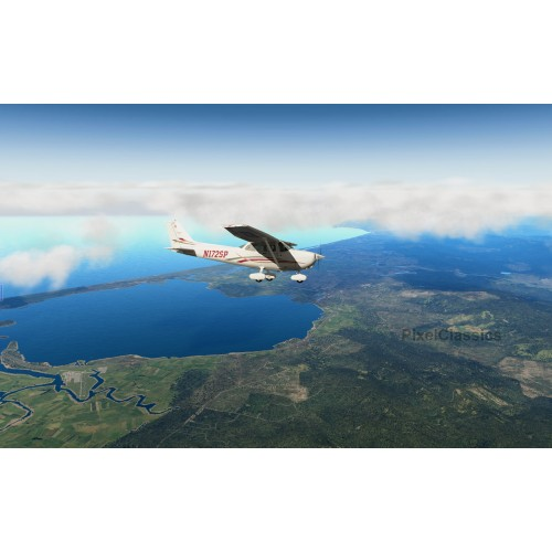 FlightGear Flight Simulator 2019