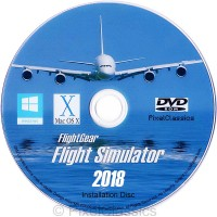 FlightGear Flight Simulator 2018